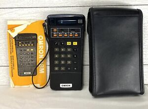 Rare-Omron-88M-Vintage-Calculator-Made-in-Japan-mint-Works-excellent