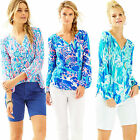2017 Lilly Pulitzer LILIAS TUNIC TOP $88
