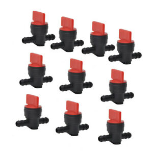 Line-Straights-Fuel-Gas-Shut-Off-Valves-For-Small-Engines-Accessories-Brandnew