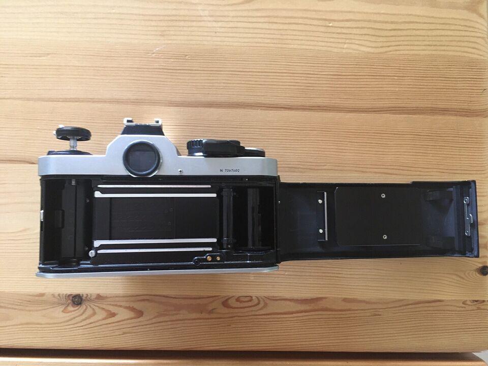 Nikon, FM2N, spejlrefleks