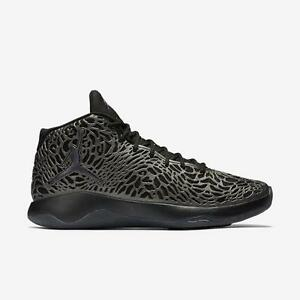 948060f08cb AIR JORDAN ULTRA.FLY 834268 010 BLACK/METALLIC HEMATITE-DARK GREY ...