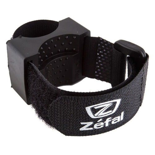 Zefal Bicycle Doodad Plus Pump Strap Mount Pump Holder Fastener Black Single