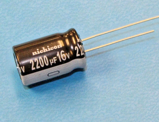 3300uF 16V Radial Electrolytic Capacitor 105C