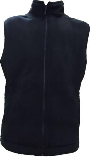 Polar Fleece Jacket Ladies Mens Full Zip New Size XS S M L XL XXL XXXL 4XL