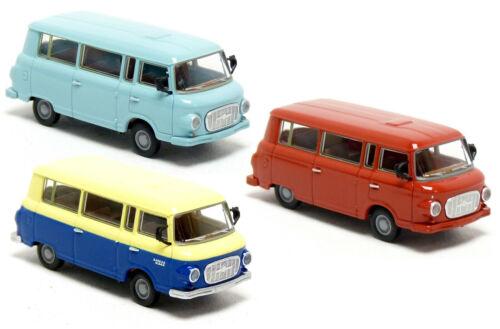 Brekina-Barkas b1000 HALBBUS-RDA voitures modèles au choix modèle voitures 1:87 h0