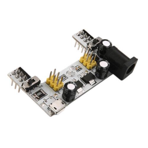 NEW MB102 Breadboard Power Supply Module Mini USB 3.3V 5V //DC 7-12V Arduino BBC