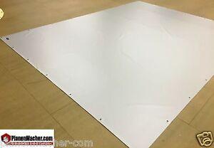 PROFI-LKW-PLANE-PVC-in-680-g-m-Grau-verschiedene-Masse-zur-Auswahl-NEU
