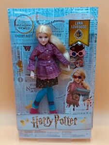 LUNA-LOVEGOOD-DOLL-WITH-GLASSES-AND-QUIBBLER-HARRY-POTTER-COLLECTABLE-DOLL-NEW