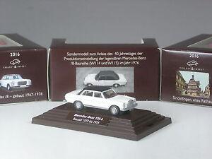 Sonderpreis-Wiking-C-amp-I-SoMo-Mercedes-230-6-8-zweifarbig-in-OVP