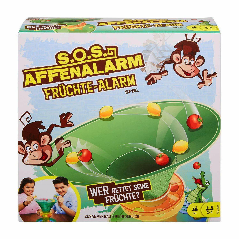 Mattel GDJ90 S.O.S. Affenalarm Früchte-Alarm  | Großer Verkauf