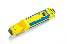 JOKARI MESSER SYSTEM Elektro Kabel Entmanteler Cable knife Stripper 4-70mm NEW