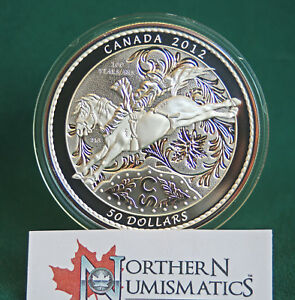 2012-Canada-50-Calgary-Stampede-Centennial-5-oz-proof-finish-99-99-silver