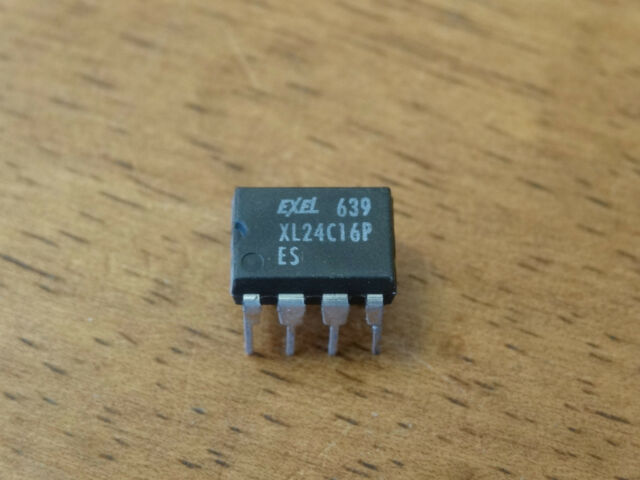 XL24C16P  IC DIP8 ****NEW, AVAILABLE FOR FAST DISPATCH!****