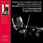Sonate op.108,Partita BWV 1002,Sonata In G,Tzigan von Eugenio Bagnoli,Zino Francescatti (2008)