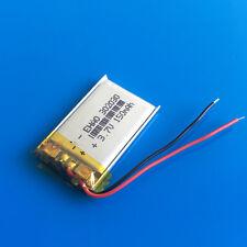 150mAh Li Po Polymer 3.7V Battery for MP3 GPS 302030 Headphone Headset Bluetooth