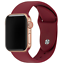 thumbnail 24 - For Apple Watch Strap Band iWatch Series 6 SE 5 4 3 38/40/42/44mm SILICONE Sport