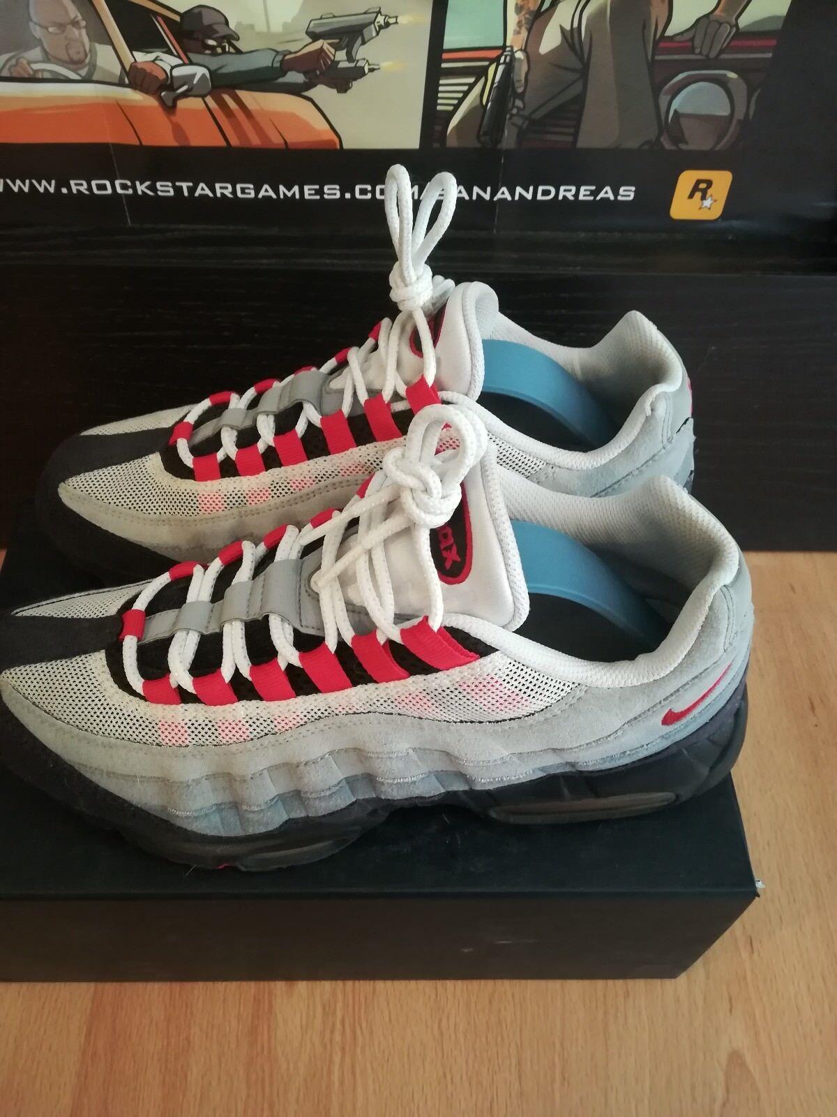 Nike air max 95 609048 165 (2009) men's US9 RARE sneakers
