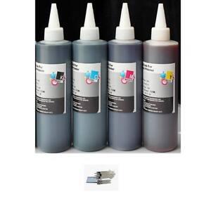 4x250ml-refill-ink-for-Epson-664-T664-EcoTank-ET-2500-ET-2550-ET-2600-ET-2650