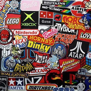 FAMOUS-TOYS-Ultimate-PATCH-COLLECTION-UK-Seller-Fast-amp-Free-Post-Wholesale
