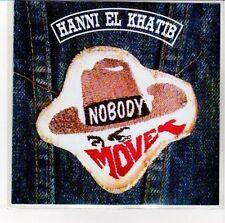 (EN548) Hanni El Khatib, Nobody Move - DJ CD