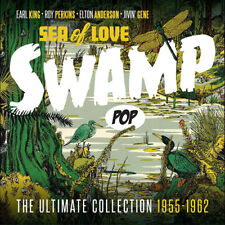 Swamp Pop: Sea of Love: The Ultimate Collection 1955-1962 by Various Artists (CD, May-2017, Jasmine Records)