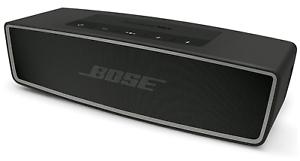 Bose SoundLink Mini II Bluetooth Wireless Portable Speaker Black Special Ed~