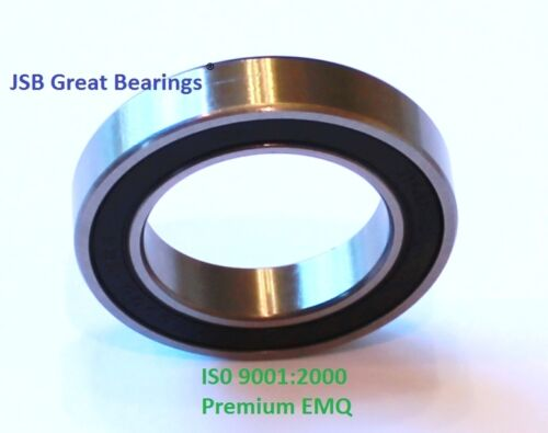 688-2RS Premium 688 2rs seal bearing 688 ball bearings 688 RS ABEC3 Qty.1
