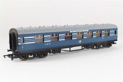 Hornby R4127A LMS Blue Coronation Brake  Coach No.5812