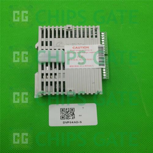 1PCS Delta DVP-04AD-S DVP04AD-S Analog Input Module Brand New In Box Fast Ship
