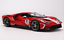 Maisto-1-18-2017-Ford-GT-Concept-Diecast-Model-Sports-Racing-Car-Red-NEW-IN-BOX thumbnail 1