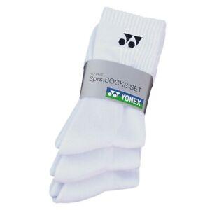 Sport Badminton Yonex Socke 8422 3er Pack Schuh Badminton Tischtennis Squash