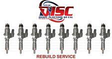 2000 2001 2002 2003 2004 Duramax 66l Lb7 Injector Rebuild Service