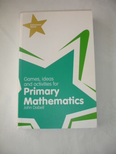 1 of 1 - Primary Mathematics Maths Games, Ideas and Activities