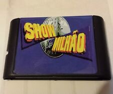 Who Wants To Be A Millionaire/Show do Milhão for Megadrive Genesis from Brazil