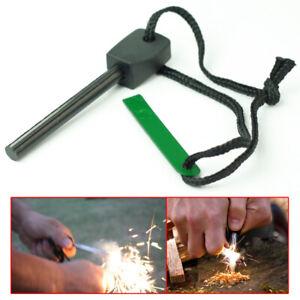 Camping-Survival-Magnesium-Flint-And-Steel-Striker-Fire-Starter-Lighter-Stick