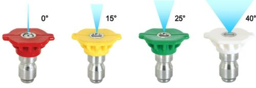 Lavadora A Presión Multi lavado Boquilla Angulado Lance extensión m22f discos duros compatibles
