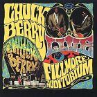 Live at the Fillmore Auditorium [Bonus Tracks #1] by Chuck Berry (CD, Jun-1994, Rebound Records)