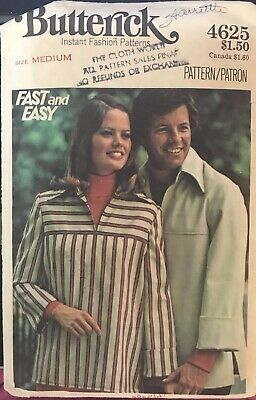 New Misses Top Butterick B6096 Fast /& Easy PATTERN Size 6-22