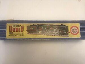 Hornby Dublo 3 rail 'Dorchester' (34042) 4-6-2 Steam Locomotive & tender Boxed