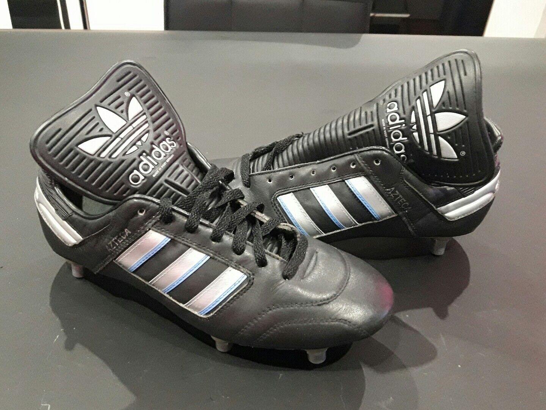 ADIDAS AZTECA FOOTBALL botas ORIGINAL FROM 70-80...LAST PRICE