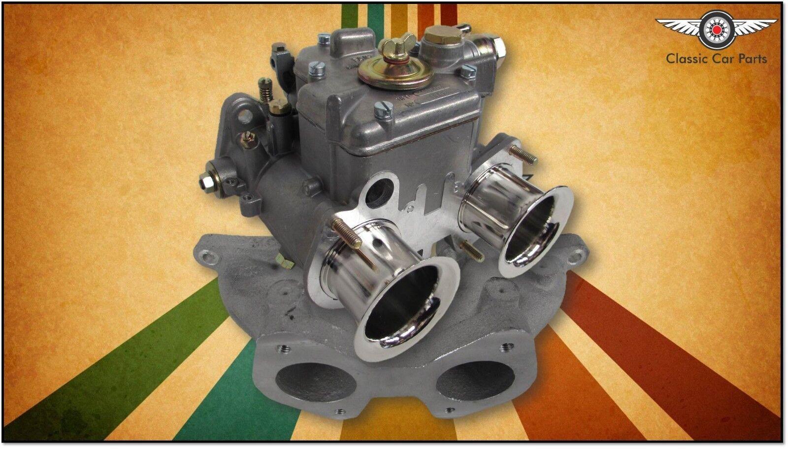 Suits Weber DCOE Redline Single Carburetor Overhead Linkage Kit