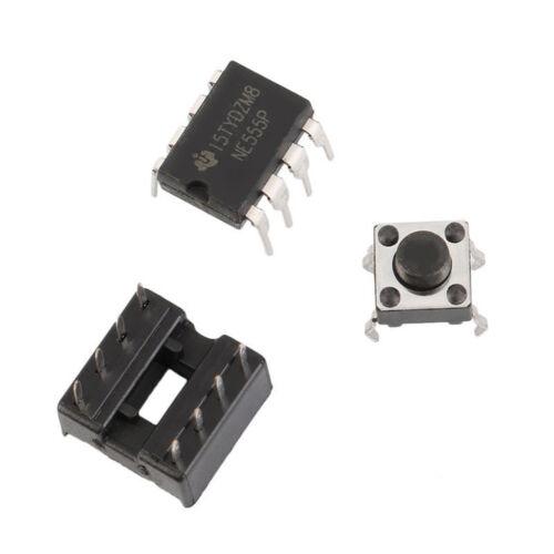 Neue Türklingel Suite Elektronische Fertigungstürklingel Bausatz NE555