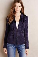 Anthropologie Soft Brocade Blazer Jacket By Elevenses 6