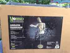 Halloween Lifesize Animated MANNEQUIN Prop Haunted House NEW