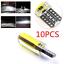 10pcs-T10-W5W-LED-6W-Car-Interior-Light-COB-Bulb-Wedge-Parking-Dome-Light-DC12V thumbnail 1