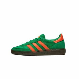 Mens-Adidas-Handball-Spezial-Bold-Green-Raw-Amber-Gum-Brown-BD7620