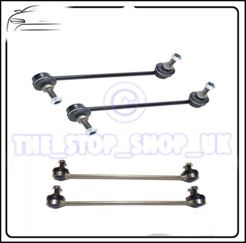 Mazda 626 V Front /& Rear Anti Roll Bar Drop Link Rods Bars