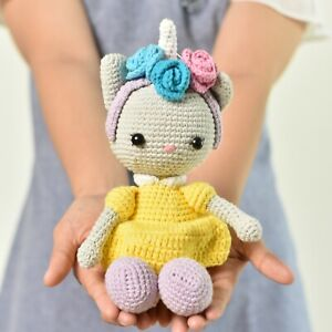 Miffy Handmade Knitted Doll Toy Handmade Amigurumi Stuffed Animal ... | 300x300