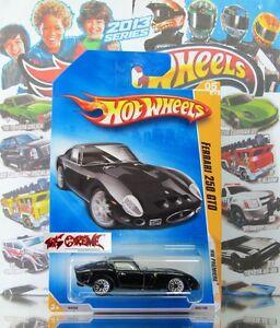 Hot-Wheels-2009-005-Ferrari-250-GTO-BLACK-2ND-COLOR-WSP-BLACK-BASE-INTL-NICE
