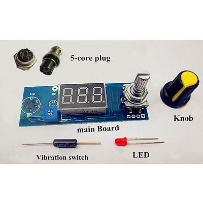 Digital Soldering Iron Station Temperature Controller Board for HAKKO T12 Handle